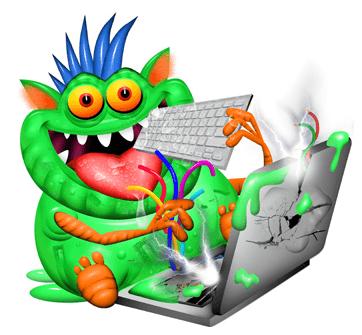Удаление вирусов в Аксае